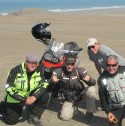 BOLIVIA - GUIDED MOTORCYCLE TOURS (GROUP TRAVEL)